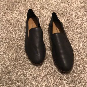 Lucky Brand Cahill Nubuk loafers
